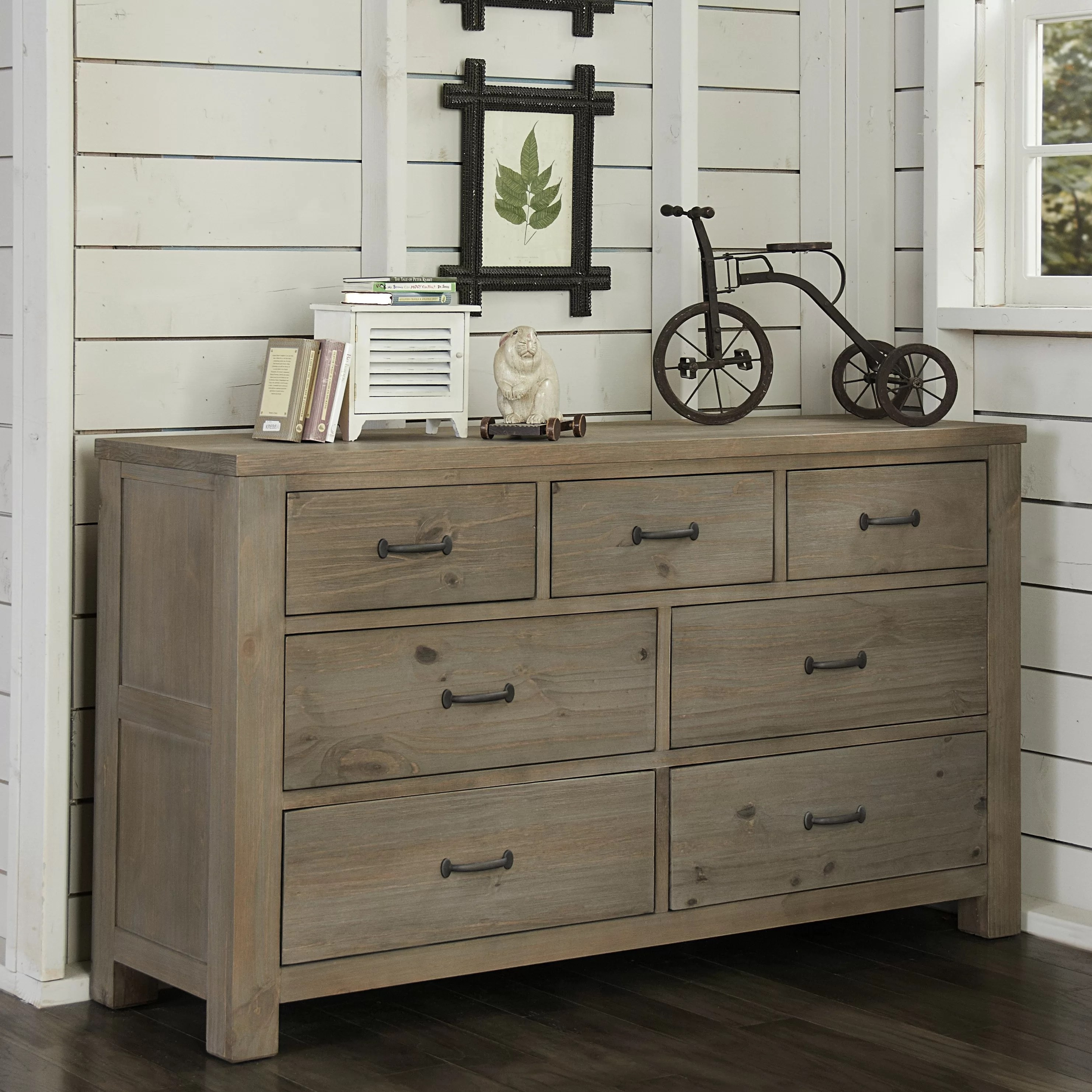 NE Kids Highlands 7 Drawer Dresser  Reviews  Wayfair
