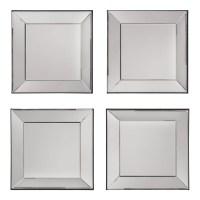 OSP Designs Decorative Square Wall Mirror & Reviews | Wayfair