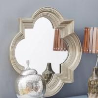 OSP Designs Gatsby Decorative Beveled Wall Mirror ...