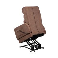 Handicap Lift Chair Recliner Striped Slipper Cozzia Mobility Zero Gravity Positioning Wayfair