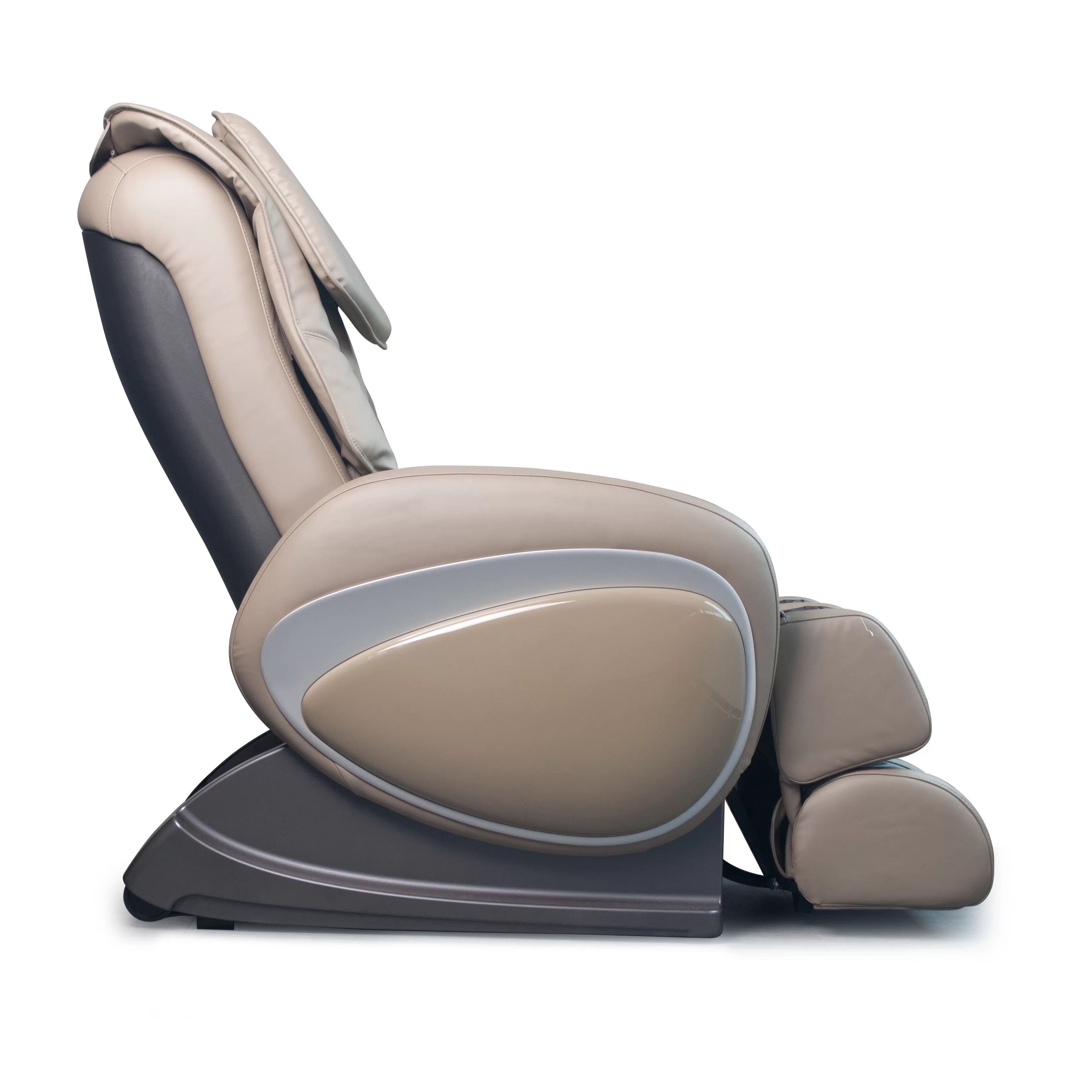 reclining massage chair steel drawing cozzia wayfair