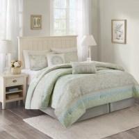 Harbor House Adeline 6 Piece Reversible Comforter Set