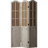 "Lark Manor Ivraie 71"" x 48"" Folding 3 Panel Room Divider ..."