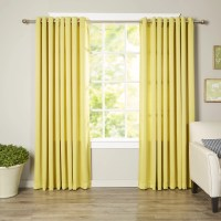 Gramercy Patio Door Grommet Top Curtain Panel From ...