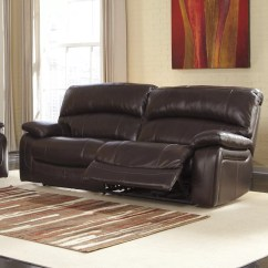 Double Sofa Recliner Mini Corner Bed Signature Design By Ashley Dormont Seat Power