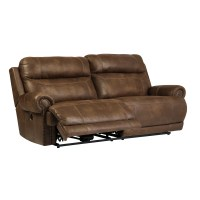 Signature Design by Ashley Austere 2 Seat Reclining Sofa ...