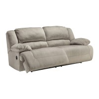 Signature Design by Ashley Tolette 2 Seat Reclining Sofa ...