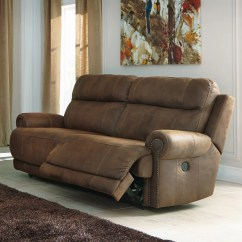 Ashley Sofa Recliners Average Weight Of A Large Signature Design By Austere 2 Seat Reclining