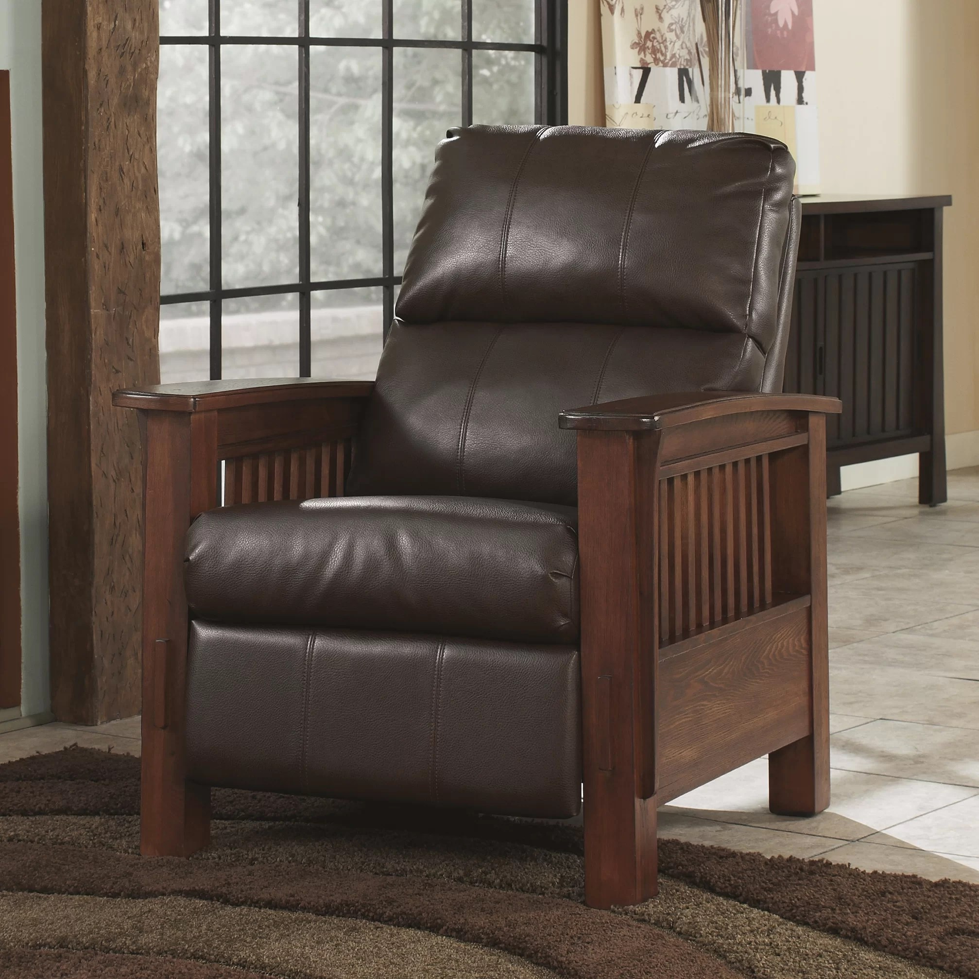 Ashley Recliner Chair Signature Design By Ashley Caro Recliner And Reviews Wayfair