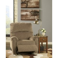 Signature Design by Ashley Delmont Recliner & Reviews ...