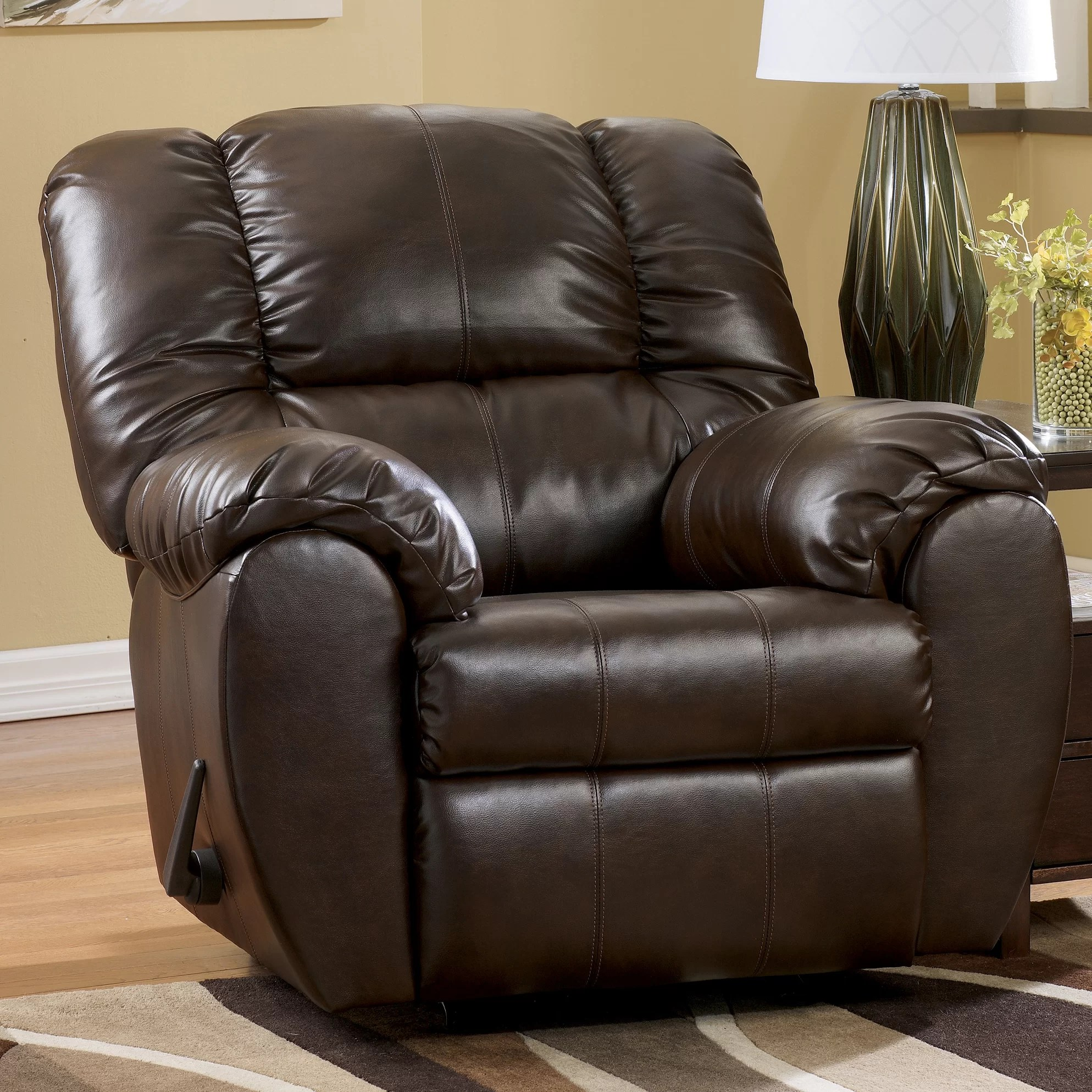 Ashley Recliner Chair Signature Design By Ashley Jack Chaise Recliner And Reviews