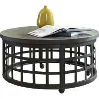 Signature Design by Ashley Marimon Coffee Table & Reviews ...