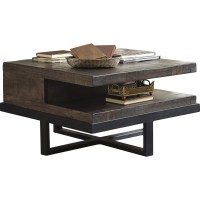Signature Design by Ashley Vendo Coffee Table & Reviews ...