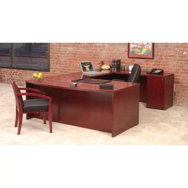 U-Shape Executive Desk