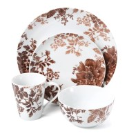 Paula Deen Tatnall Street 16 Piece Dinnerware Set ...