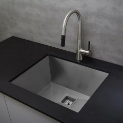 Stainless Steel Kitchen Sink Reviews Towel Hanging Ideas Kraus Pax 22 5 39 X 18 Quot Zero Radius16 Gauge Handmade