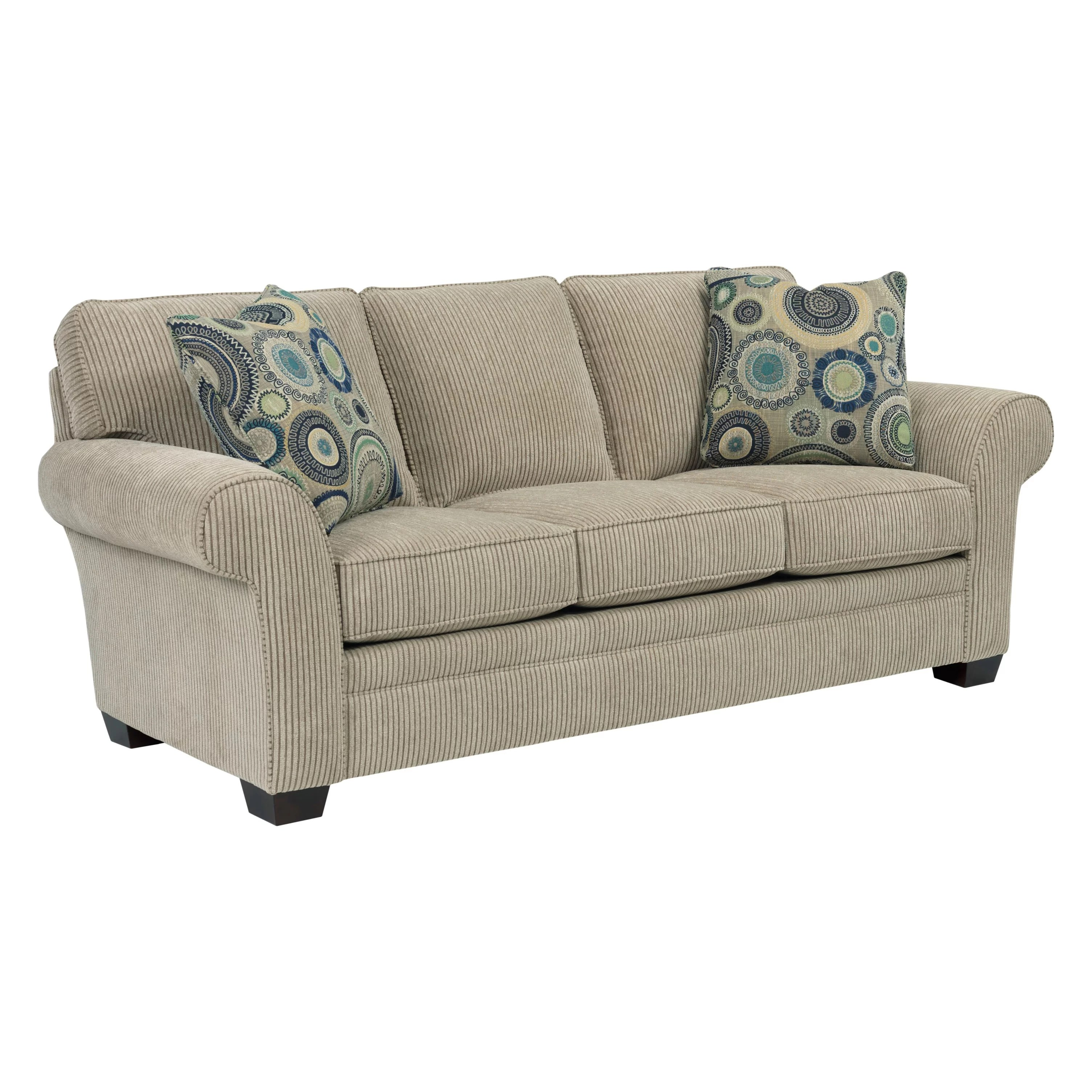 broyhill sectional sofa reviews how to clean pen stains from leather zachary and wayfair