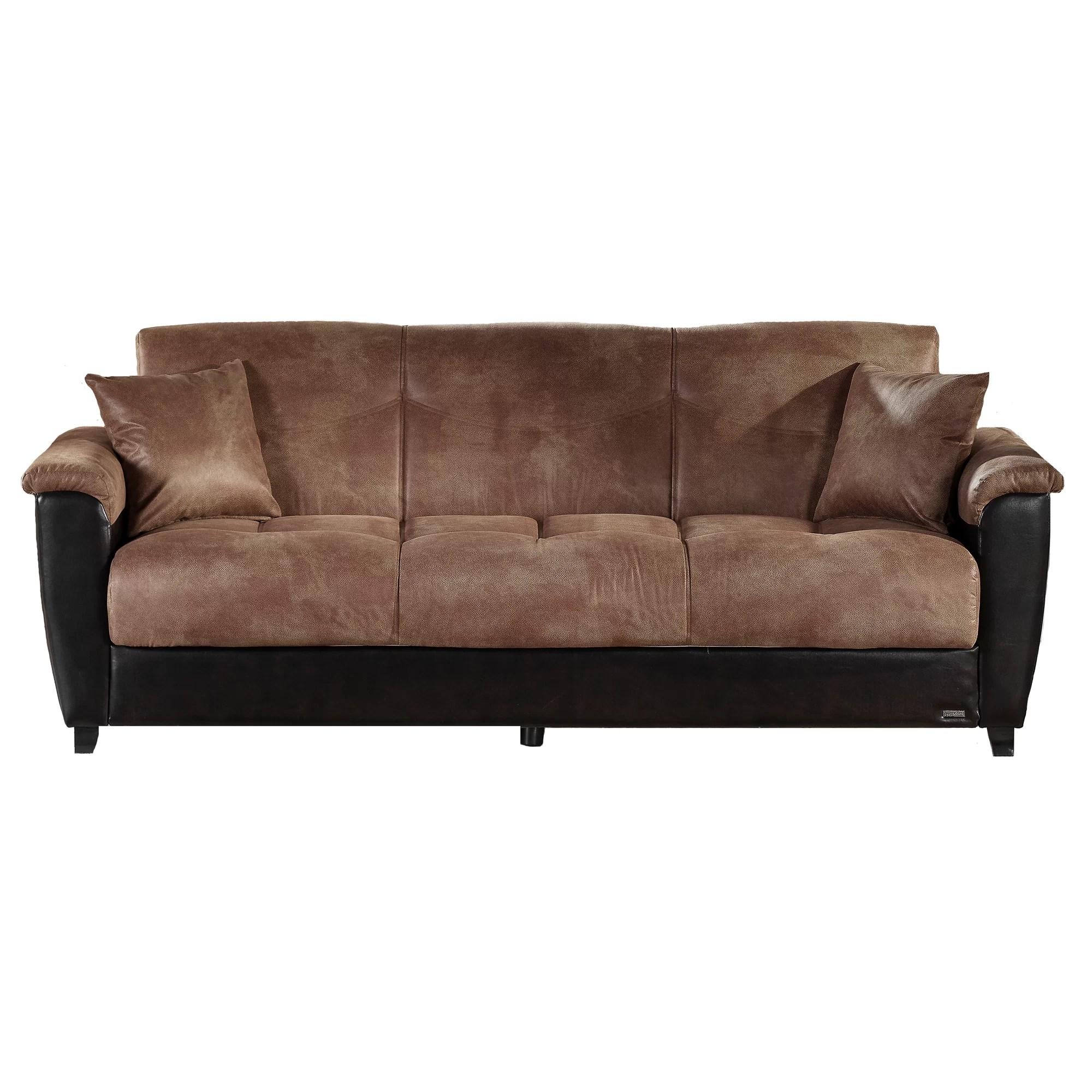 aspen convertible sectional storage sofa bed repair istikbal sleeper and reviews wayfair