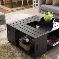 Hokku Designs Corsica Coffee Table & Reviews | Wayfair