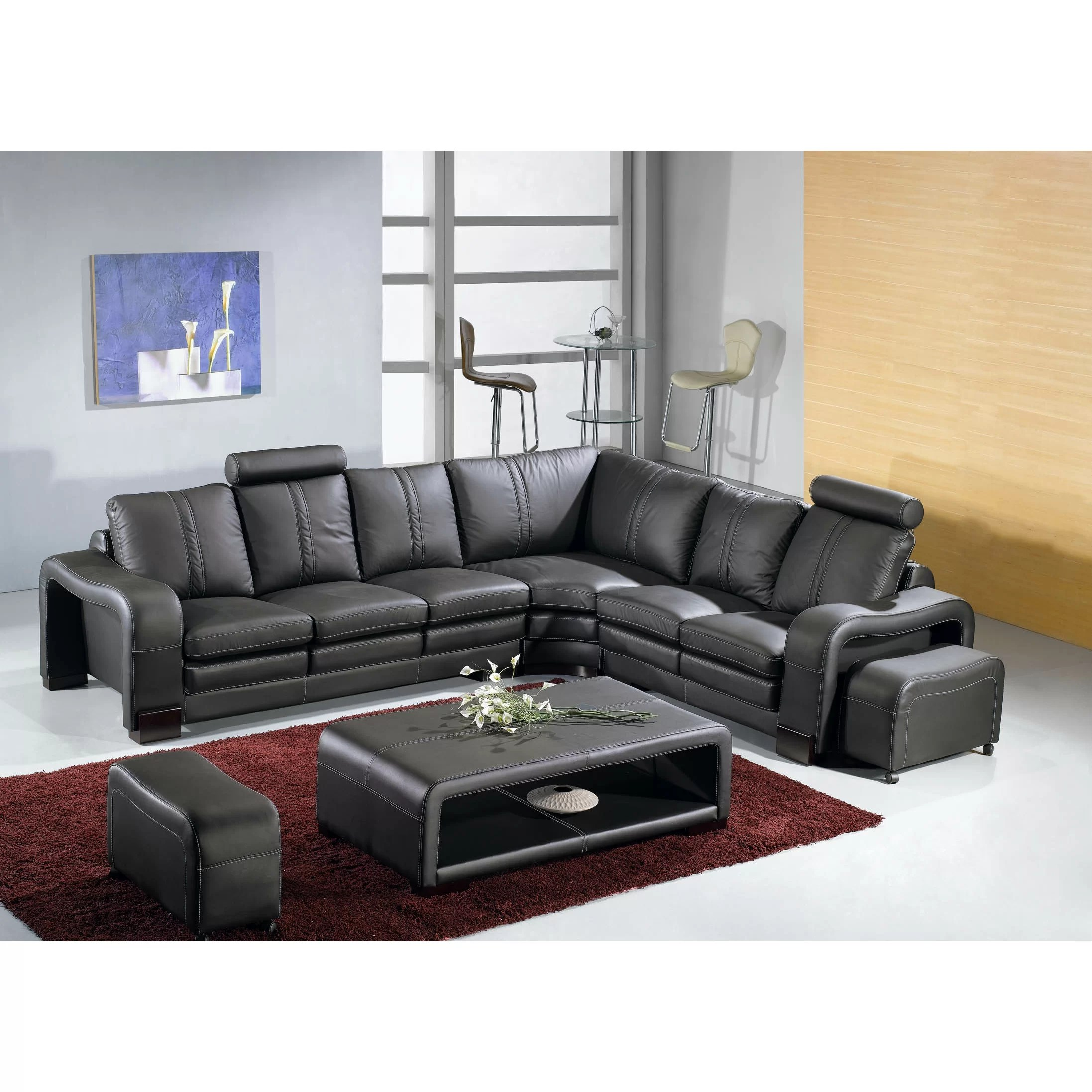 wayfair furniture sofa ashley serial number hokku designs bremen sectional and reviews