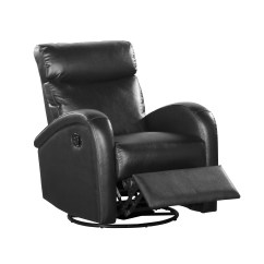Push Button Recliner Chairs Accent Chair Under 100 Dollars Shermag Leather And Reviews Wayfair