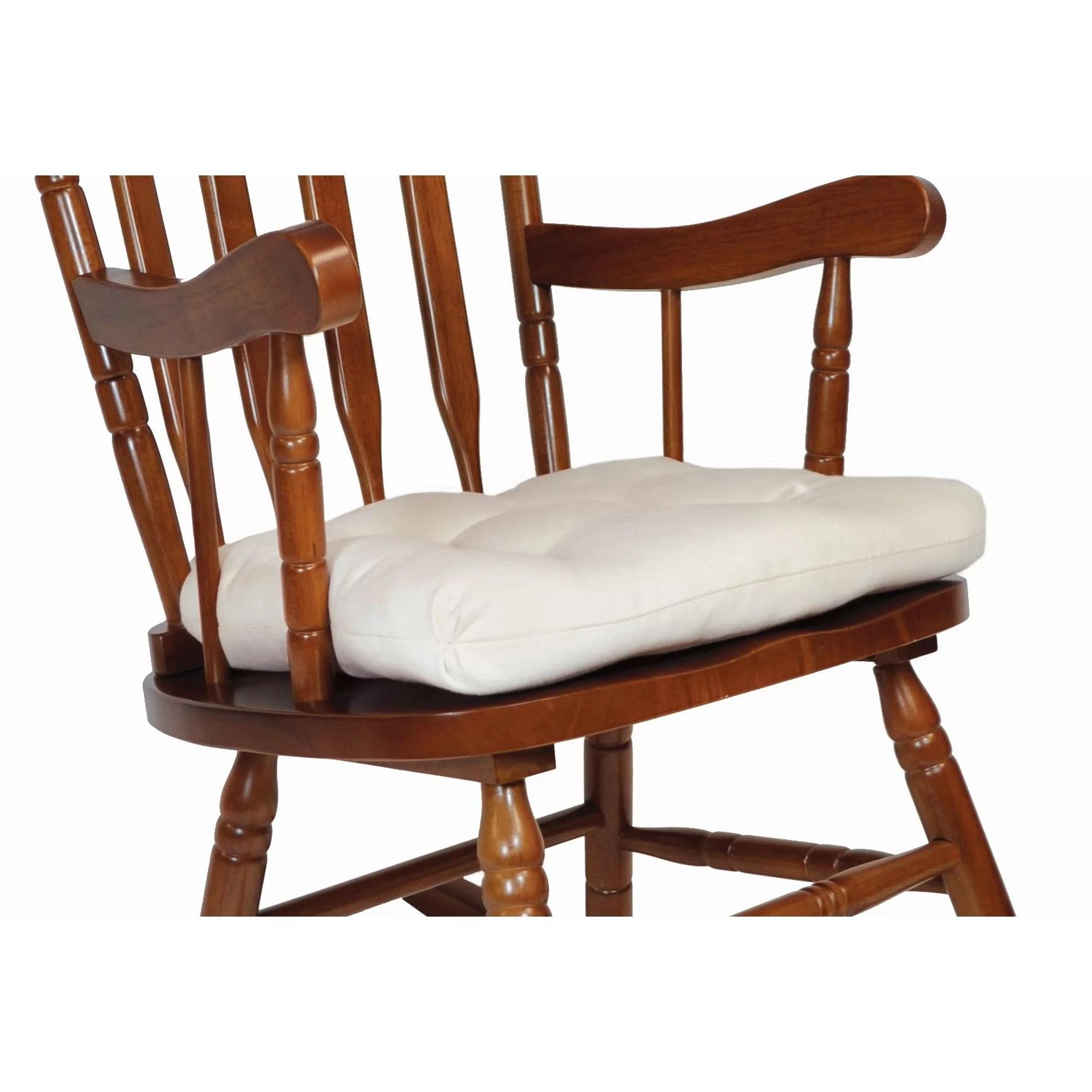 Shermag Rocking Chair Cushion & Reviews