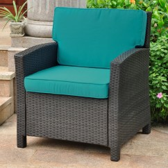 Resin Wicker Lounge Chairs Sale Sears Accent International Caravan Valencia Contemporary