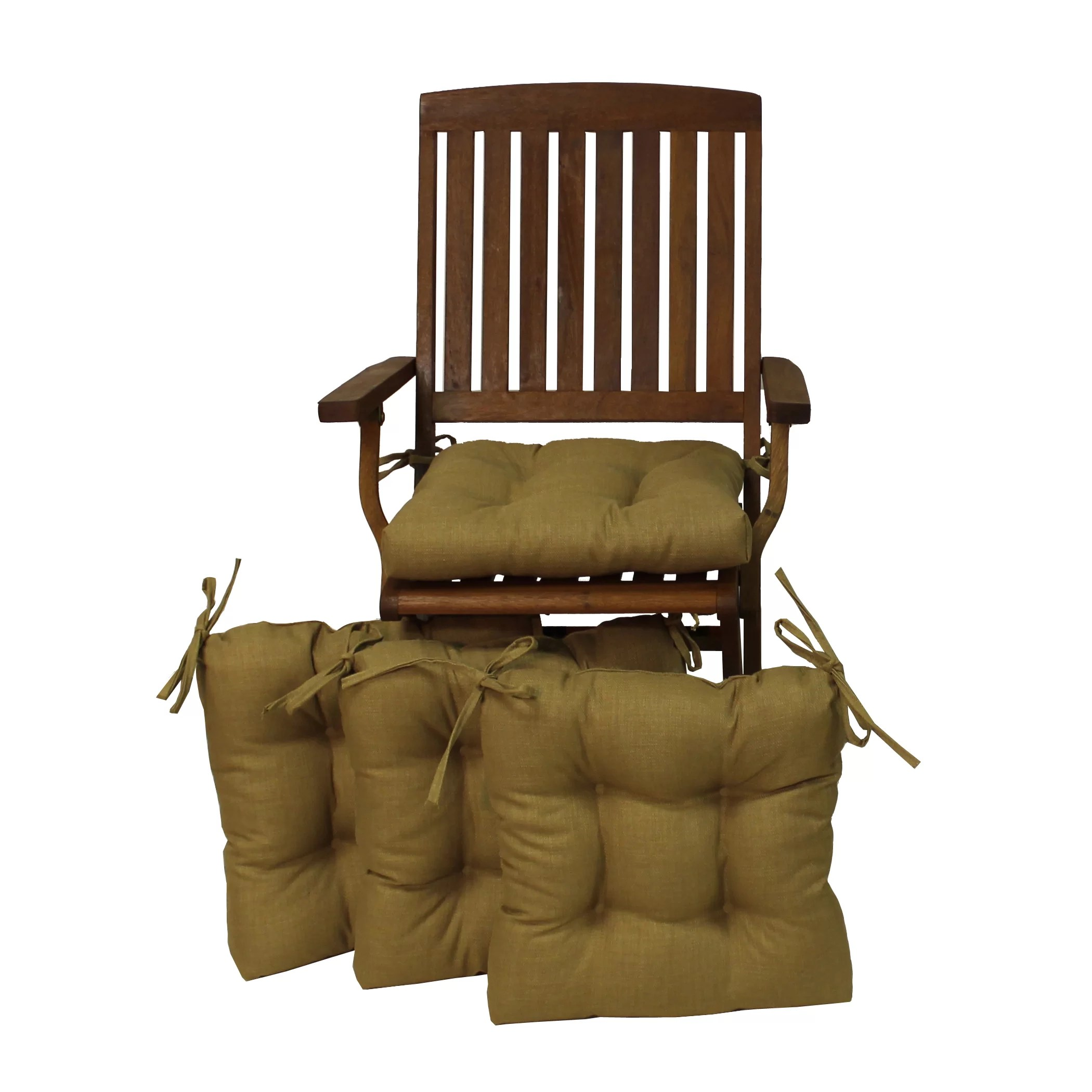 Adirondack Chair Pads Blazing Needles Outdoor Adirondack Chair Cushion And Reviews