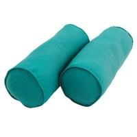 Blazing Needles Bolster Pillow & Reviews | Wayfair.ca