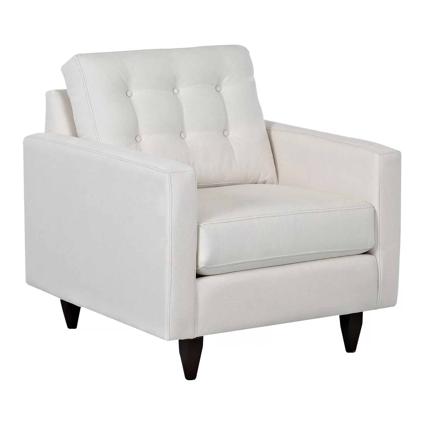 Wayfair Custom Upholstery Harper Arm Chair  Reviews  Wayfair