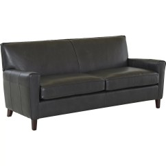 Wayfair Sofa Reviews How To Repair Cat Scratch Custom Upholstery Grayson Leather And