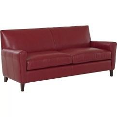 Wayfair Sofa Reviews Feather Cushions Custom Upholstery Grayson Leather And