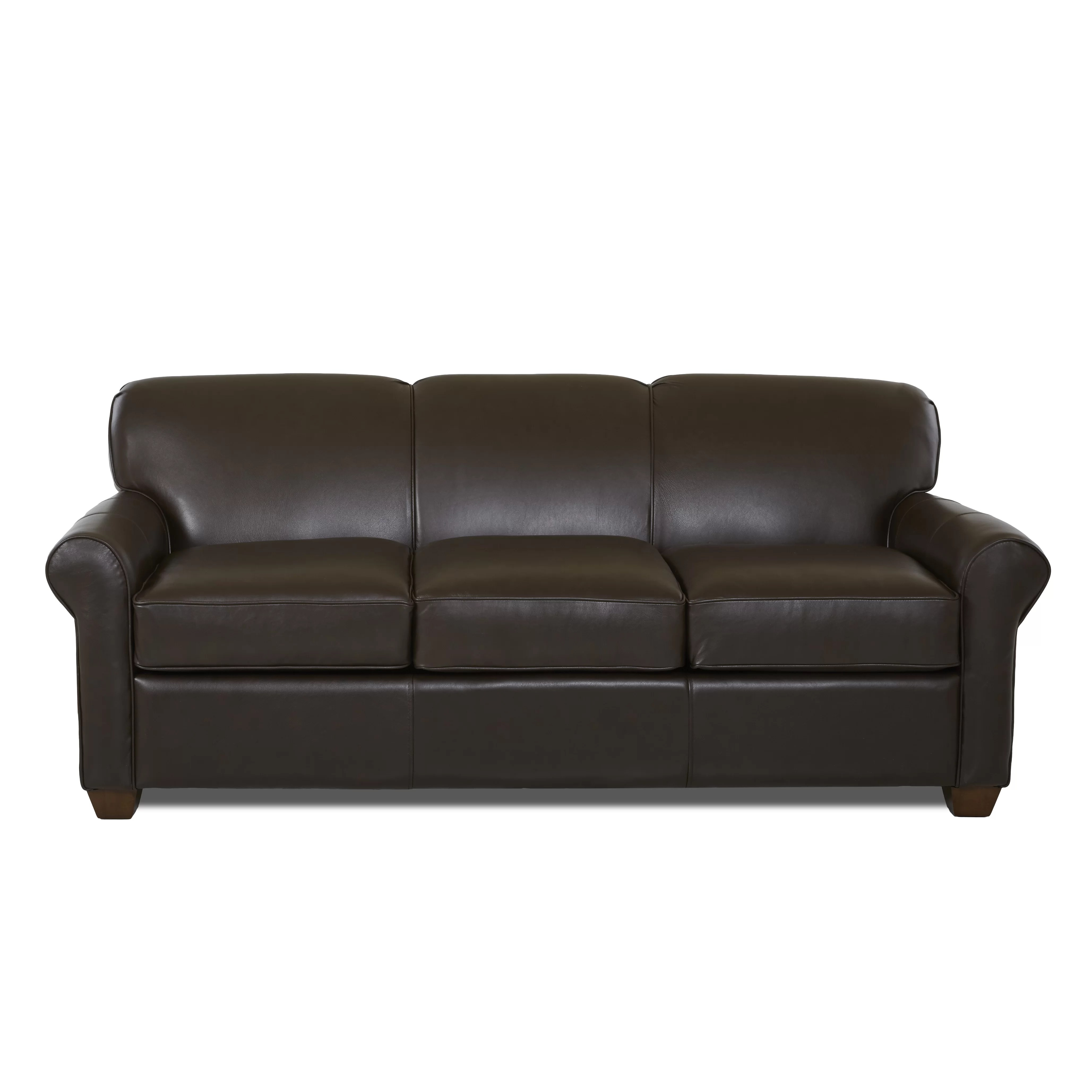 wayfair furniture sofa purple living room sofas custom upholstery carleton leather and reviews