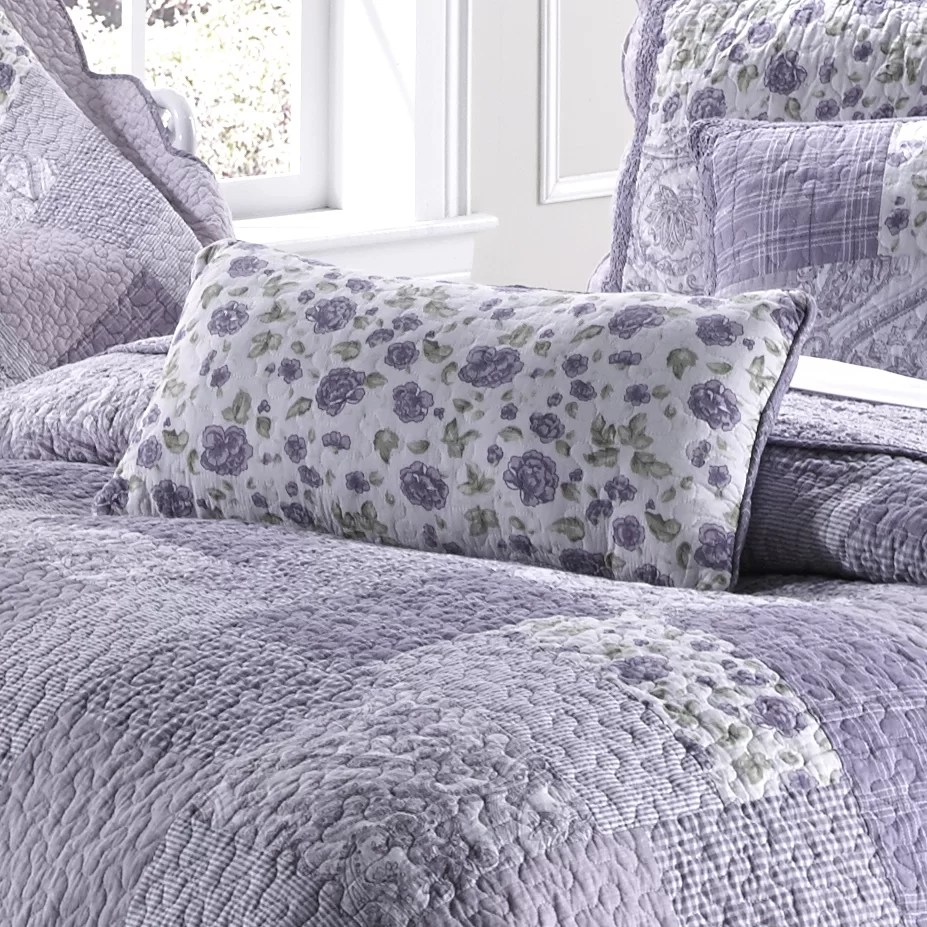 Donna Sharp Lavender Rose Quilt Collection  Reviews  Wayfair