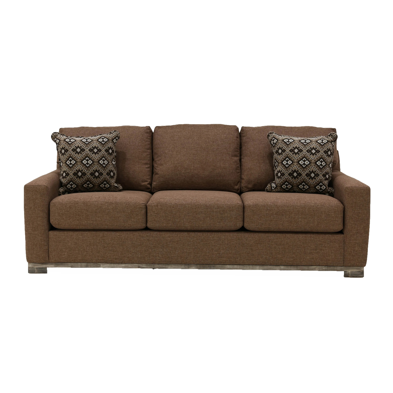 star sofa mumbai maharashtra 2 seater leather with chaise bombay yonkers pecan oversized wayfair