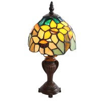 River of Goods Sunflower Blossoms Tiffany Style Stained ...