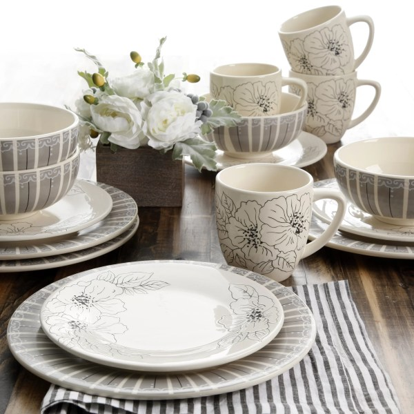 Laurie Gates Dinnerware Sets