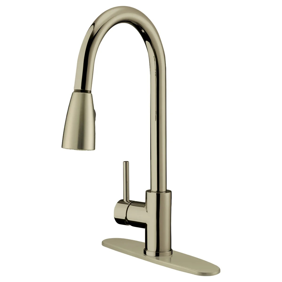 single handle pulldown kitchen faucet pineapple decorations for lesscare pull down and reviews