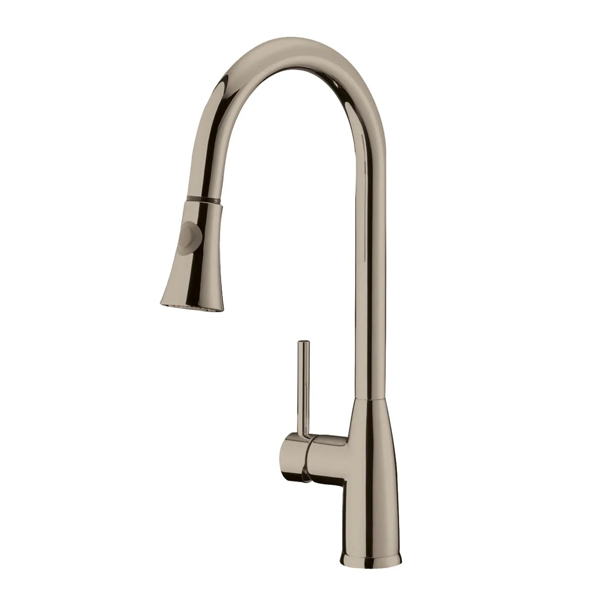 pull down kitchen faucet reviews outside kitchens lesscare single handle and