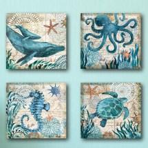 Portfolio Canvas Monterey Bay Octopus Geoff Allen 4