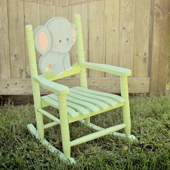 Animal Rocking Chair Le Corbusier Lounge Fantasy Fields Inspiration Kids
