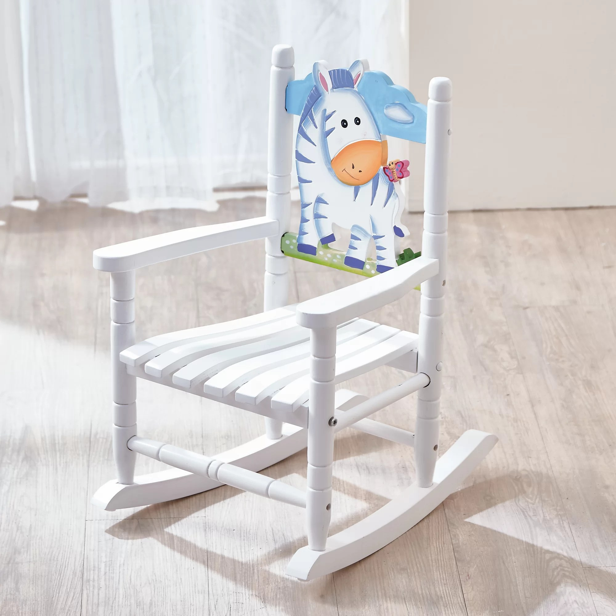 animal rocking chair graco hook on table high fantasy fields inspiration kids