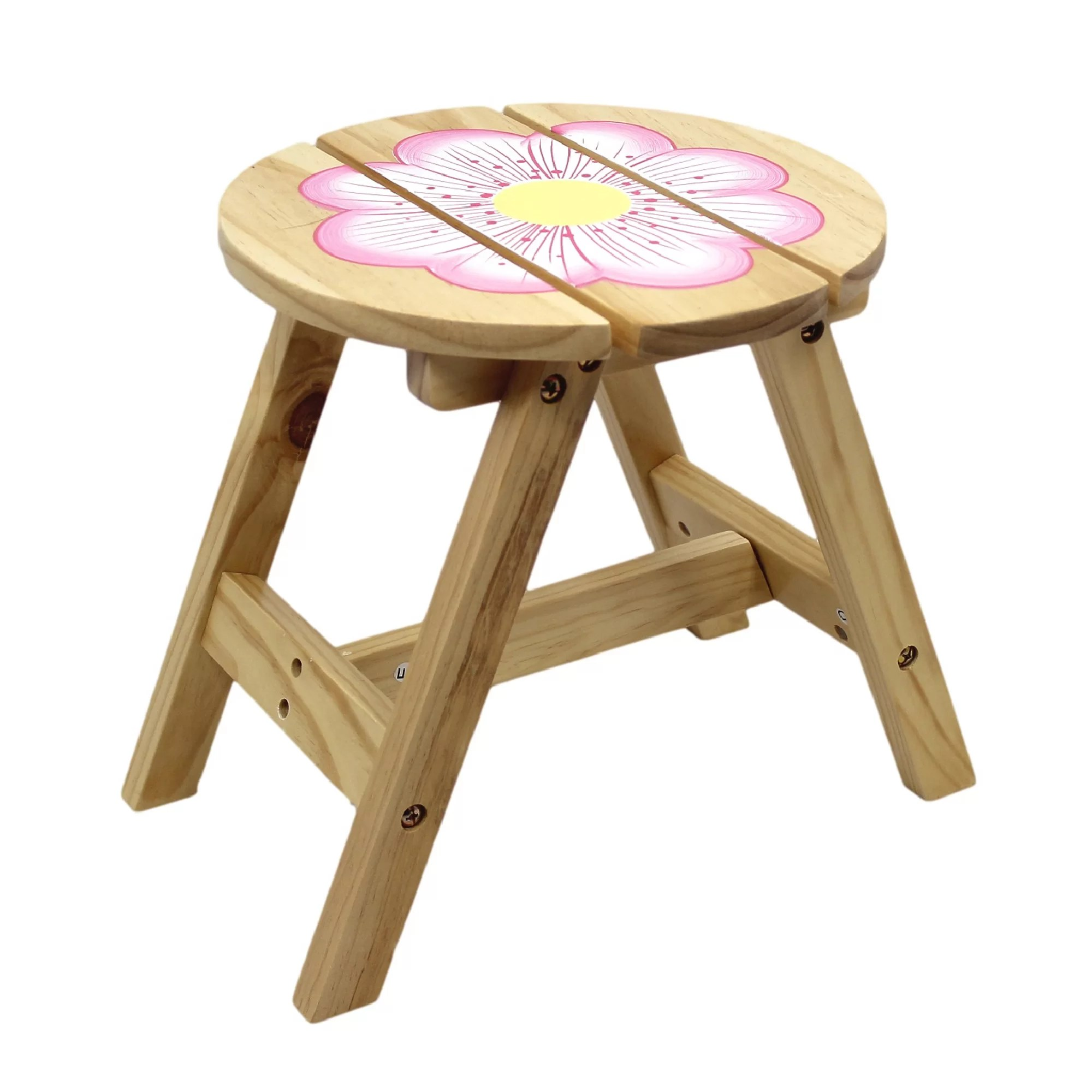 kids round chair steamer covers australia fantasy fields 3 piece table and set