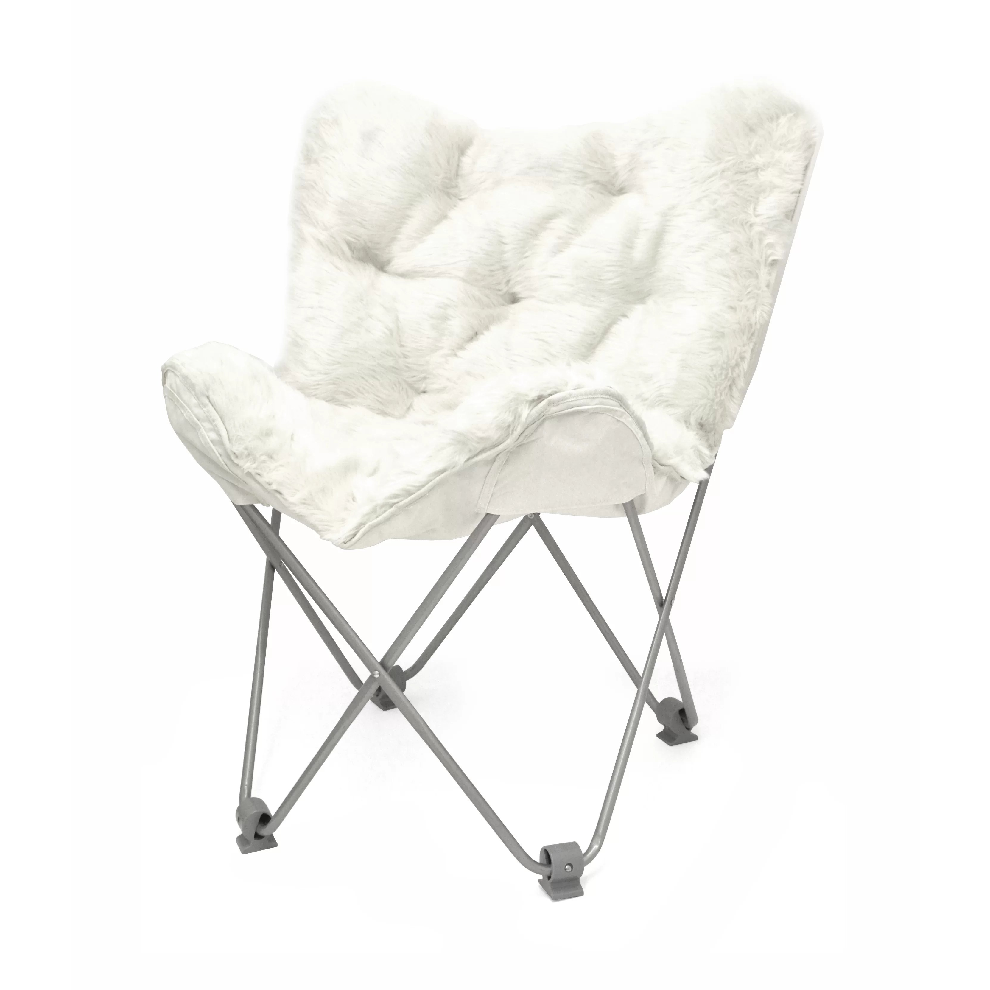 butterfly lounge chair white leather dining idea nuova urban shop mongolian