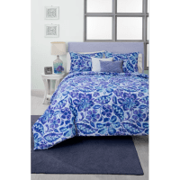 Seventeen Ombre Damask Comforter Set & Reviews