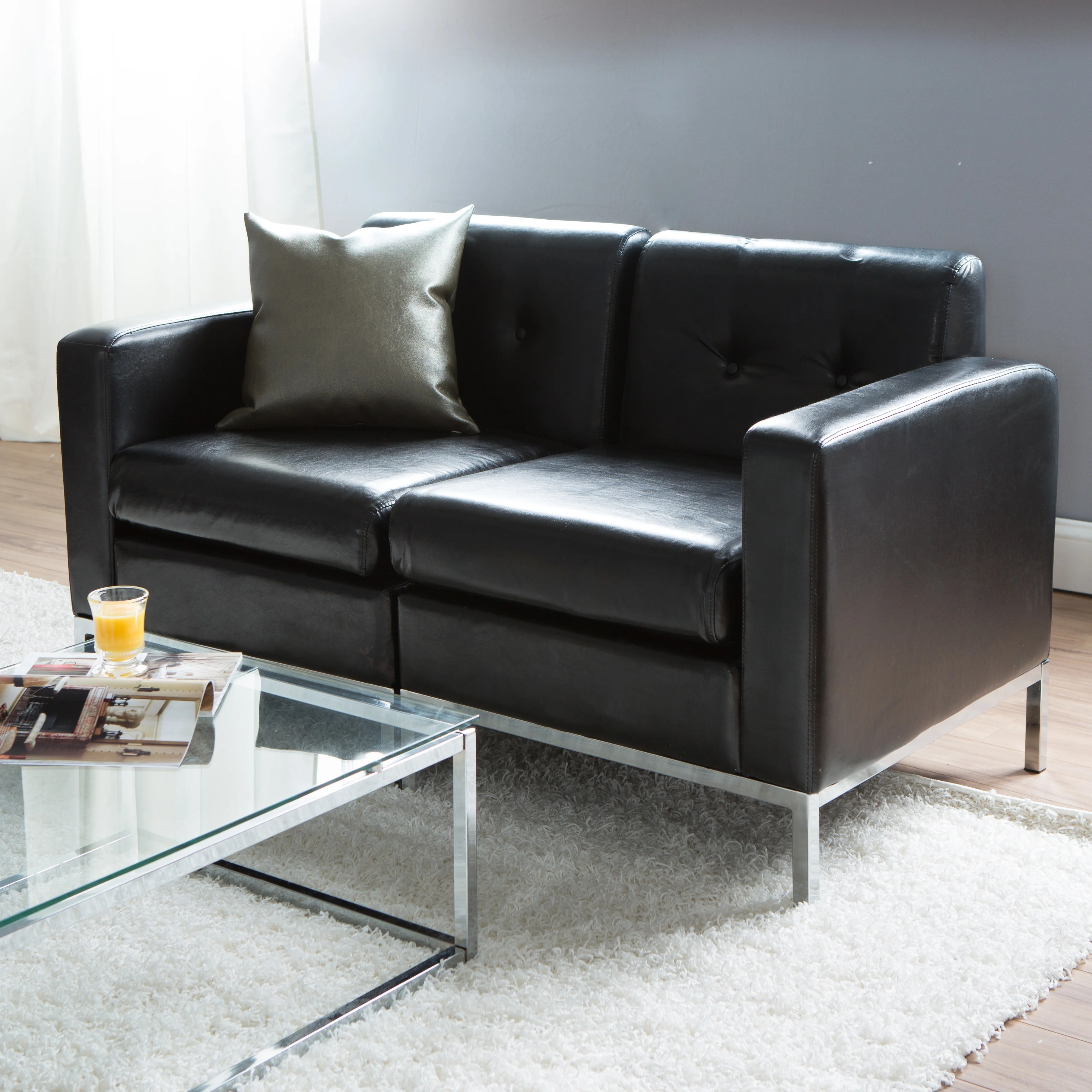 castleton sofa tatty teddy bed zipcode design modular loveseat and reviews wayfair ca