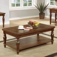 Wildon Home  Coffee Table with Magazine Rack | Wayfair