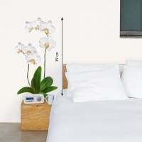 Retrospect Group Orchid Wall Decal | Wayfair