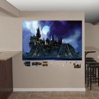 Fathead Harry Potter Hogwarts Castle Peel and Stick Wall ...