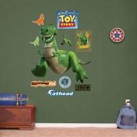 Fathead Disney Rex - Disney Toy Story Wall Decal | Wayfair